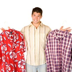 What clothes to wear on a first date
